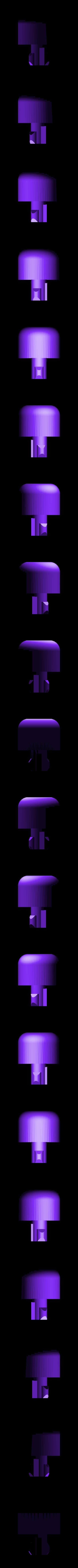 nariz.STL Descargar archivo STL gratis Robot Santa • Objeto para impresora 3D, sketchprint3d