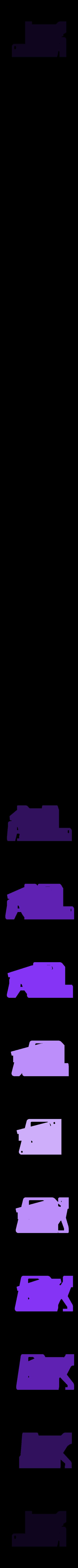 cr-blt-carriage.stl Télécharger fichier STL gratuit CReality (E2/3/4, CR10) double ventilateur de refroidissement 5015 pièces avec support BLTouch • Objet pour imprimante 3D, artspam