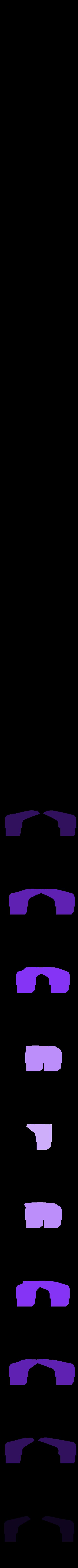 cr-blt-fanducts.stl Télécharger fichier STL gratuit CReality (E2/3/4, CR10) double ventilateur de refroidissement 5015 pièces avec support BLTouch • Objet pour imprimante 3D, artspam