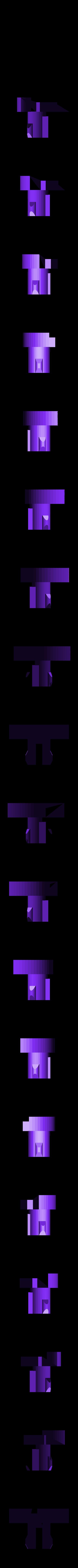ojointerno.STL Descargar archivo STL gratis Robot Santa • Objeto para impresora 3D, sketchprint3d