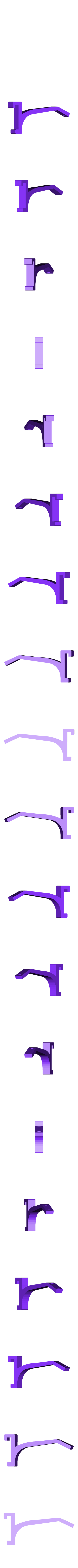 PrusaMK3Lightbar.stl Télécharger fichier STL gratuit Barre lumineuse Prusa MK3 • Plan pour imprimante 3D, Mr_Tantrum