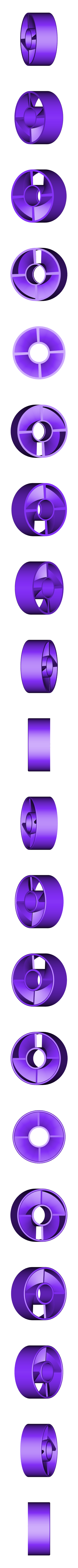 propeller_invert_v1_0.stl Télécharger fichier STL gratuit JALC Moteur de bateau • Modèle pour imprimante 3D, Tanleste46