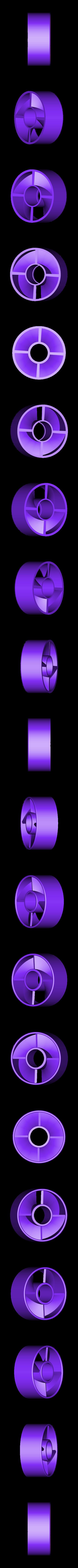propeller_v1_0.stl Télécharger fichier STL gratuit JALC Moteur de bateau • Modèle pour imprimante 3D, Tanleste46