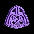 GALLETA_STAR_WARS2.STL Download free STL file Cookie cutter star wars kitty • 3D print design, 3dlito