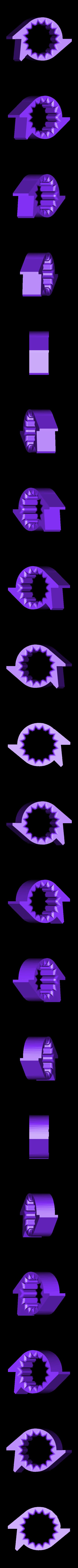 Cam_bolt_16b_3beats.STL Download free STL file My 3D (Dream Drum Design) • 3D print design, Tanleste46