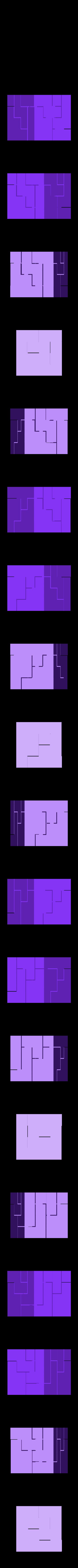 mini_puzzlecube_assembled.stl Télécharger fichier STL gratuit Mini Puzzle Cube Impossible • Objet pour imprimante 3D, Balkhagal4D