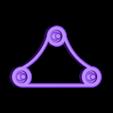 BaseArm_TaulmanSpool.STL Télécharger fichier STL gratuit Porte-bobine Taulman • Plan pour impression 3D, Balkhagal4D