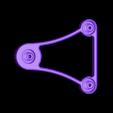 OverSized_SmallTop_BaseArm.STL Download free STL file OVERSIZED - Universal Spool Holder • 3D printer object, Balkhagal4D