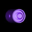 45mm_SmallRod.STL Download free STL file OVERSIZED - Universal Spool Holder • 3D printer object, Balkhagal4D