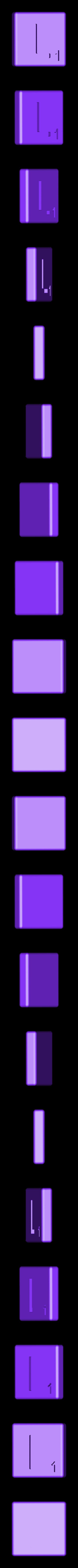 Dual_Shell_L.STL Télécharger fichier STL gratuit Pièces et support SCRABBBLE • Design pour imprimante 3D, Balkhagal4D