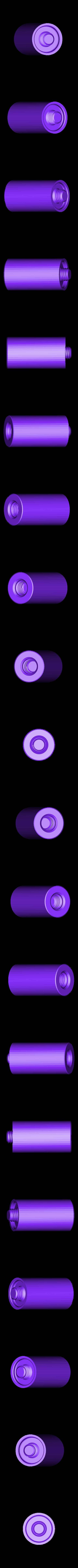 90mm_BigRod.STL Télécharger fichier STL gratuit Le porte-bobine universel - Page principale • Design pour imprimante 3D, Balkhagal4D