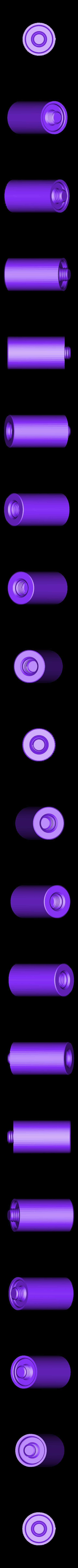 85mm_BigRod.STL Télécharger fichier STL gratuit Le porte-bobine universel - Page principale • Design pour imprimante 3D, Balkhagal4D