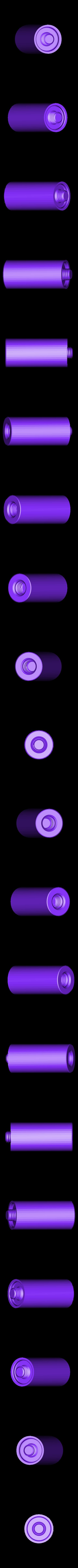 105mm_BigRod.STL Télécharger fichier STL gratuit Le porte-bobine universel - Page principale • Design pour imprimante 3D, Balkhagal4D