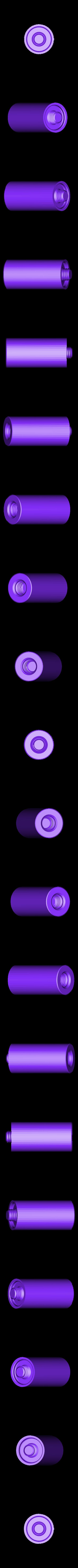 100mm_BigRod.STL Télécharger fichier STL gratuit Le porte-bobine universel - Page principale • Design pour imprimante 3D, Balkhagal4D