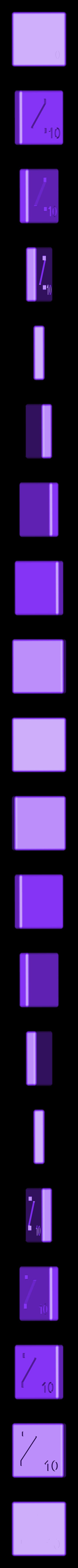 Dual_Shell_Z.STL Télécharger fichier STL gratuit Pièces et support SCRABBBLE • Design pour imprimante 3D, Balkhagal4D