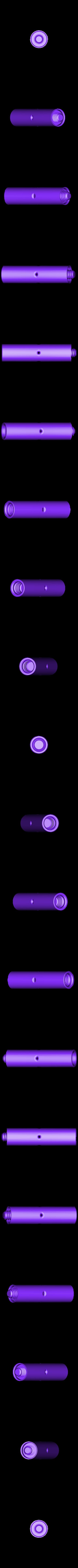 110mm_SmallRod.STL Télécharger fichier STL gratuit Le porte-bobine universel - Page principale • Design pour imprimante 3D, Balkhagal4D