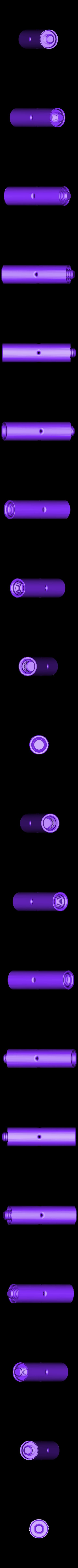 100mm_SmallRod.STL Télécharger fichier STL gratuit Le porte-bobine universel - Page principale • Design pour imprimante 3D, Balkhagal4D
