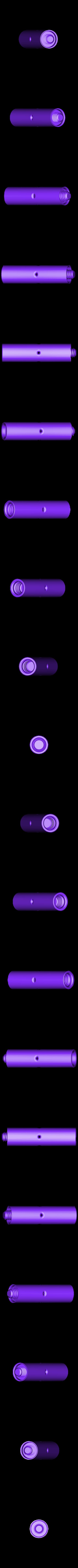 105mm_SmallRod.STL Télécharger fichier STL gratuit Le porte-bobine universel - Page principale • Design pour imprimante 3D, Balkhagal4D
