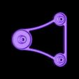 Standard_BigTop_BaseArm.STL Télécharger fichier STL gratuit Le porte-bobine universel - Page principale • Design pour imprimante 3D, Balkhagal4D