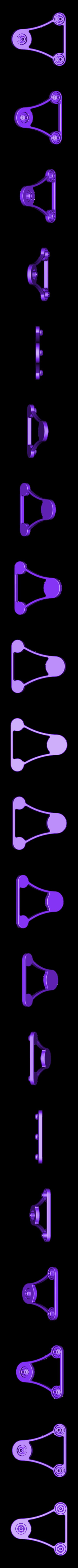 Standard_SmallTop_BaseArm.STL Télécharger fichier STL gratuit Le porte-bobine universel - Page principale • Design pour imprimante 3D, Balkhagal4D