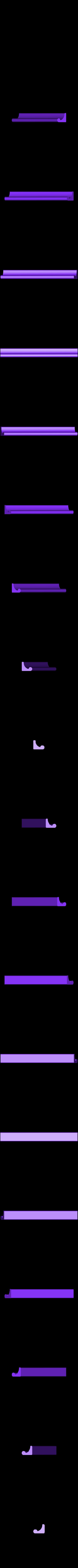 Rack.STL Télécharger fichier STL gratuit Pièces et support SCRABBBLE • Design pour imprimante 3D, Balkhagal4D