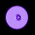 Spiderman_Shell.STL Télécharger fichier STL gratuit Marqueur de balle de golf SPIDERMAN • Objet à imprimer en 3D, Balkhagal4D