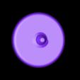 Punisher_Single.STL Télécharger fichier STL gratuit Marqueur de balle de golf PUNISHER • Plan imprimable en 3D, Balkhagal4D