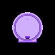 Single_BottomHandle.STL Download free STL file LIGHTSABER - LED - Fully Functional • 3D printer template, Balkhagal4D