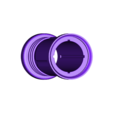 Single_TopHandle.STL Download free STL file LIGHTSABER - LED - Fully Functional • 3D printer template, Balkhagal4D