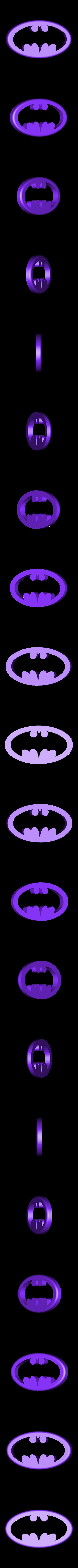 BatMan.STL Download free STL file BATMAN LED Light/Nightlight • 3D print design, Balkhagal4D