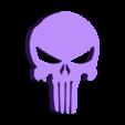 Punisher.STL Download free STL file Punisher LED Light/Nightlight • 3D printer object, Balkhagal4D