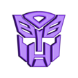 AutoBot.STL Download free STL file Autobot Transformers LED Nightlight/Lamp • 3D printing template, Balkhagal4D