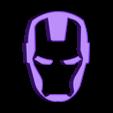 IronMan.STL Download free STL file IRONMAN LED Light/Nighlight • 3D printer design, Balkhagal4D