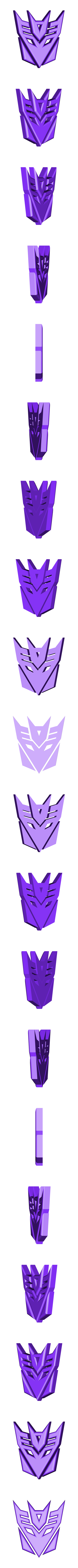 Decepticon.STL Download free STL file Decepticon Transformers LED Nightlight/Lamp • 3D print model, Balkhagal4D