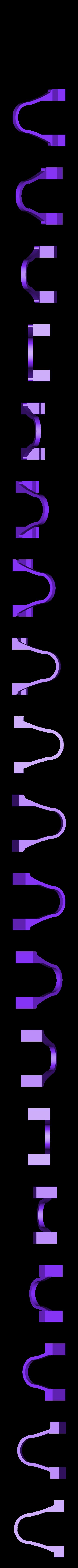 Hooks.stl Télécharger fichier STL gratuit Crochets • Plan à imprimer en 3D, Balkhagal4D