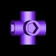 CubeCore.stl Télécharger fichier STL gratuit CUBE! Fully Functional... EASY PRINT... 3x3x3 cube • Plan imprimable en 3D, Balkhagal4D
