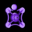 LEDLampBase.stl Download free STL file LED LAMP • 3D printable model, Balkhagal4D