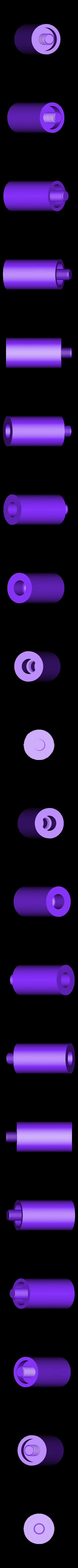 BottomRod_20in.stl Télécharger fichier STL gratuit Porte-bobine universel - Ancienne version • Design à imprimer en 3D, Balkhagal4D