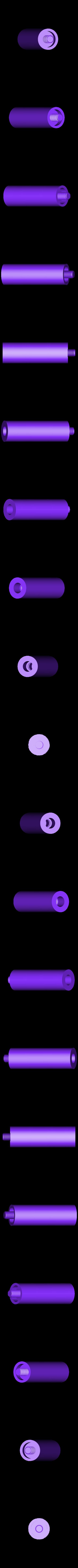 BottomRod_34in.stl Télécharger fichier STL gratuit Porte-bobine universel - Ancienne version • Design à imprimer en 3D, Balkhagal4D