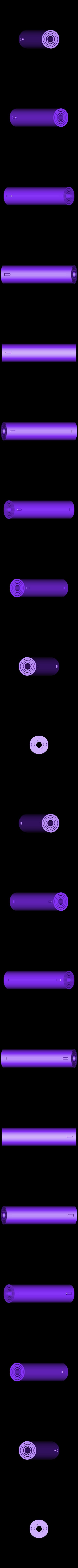 TubeExtender.stl Télécharger fichier STL gratuit Rallonge de tube pour boîtier • Plan pour imprimante 3D, Balkhagal4D