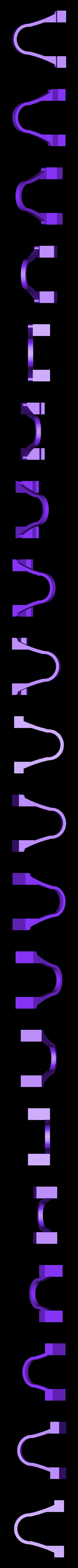 Hooks.stl Download free STL file Printer Enclosure with all print files • Design to 3D print, Balkhagal4D