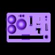 ToolShelf.stl Download free STL file Printer Enclosure with all print files • Design to 3D print, Balkhagal4D