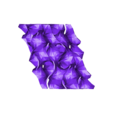 gyroid-slice_1.stl Télécharger fichier STL gratuit Tranches de thyroïde • Modèle imprimable en 3D, Balkhagal4D