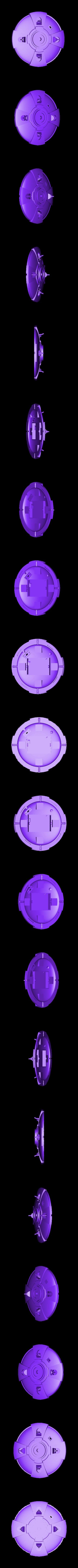 UFO1.stl Download free STL file UFO • Template to 3D print, Pudedrik