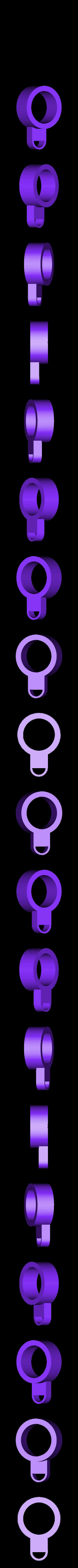 Glider_middle_ring.stl Télécharger fichier STL gratuit Finger Flapper • Design pour imprimante 3D, Beardoric