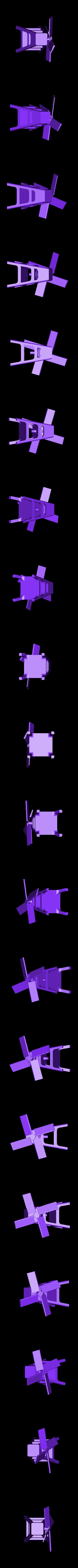 Windmill_2.stl Télécharger fichier STL gratuit Moulin à vent à l'ancienne • Plan à imprimer en 3D, Beardoric