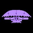 Glider_wings_and_tail.stl Télécharger fichier STL gratuit Finger Flapper • Design pour imprimante 3D, Beardoric