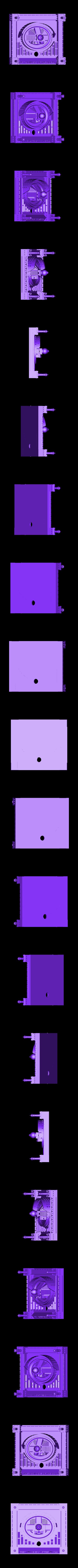 7_wonders_mashed_alt.stl Télécharger fichier STL gratuit Nouveau casse-tête des 7 merveilles • Design pour impression 3D, Beardoric
