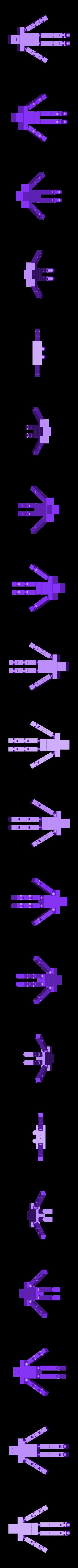 Robot03.stl Download free STL file Articulated Robot • 3D printable design, Balkhubal