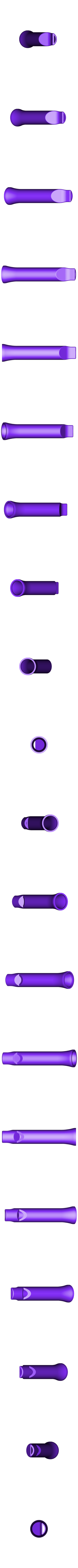 Tube1mmwalls.stl Download free STL file Whistles • 3D printer template, Balkhubal